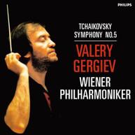 TCHAIKOVSKY / VALERY / WIENER PHILHARMONIK  GERGIEV - TCHAIKOVSKY: VINYL