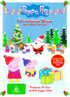 PEPPA PIG: CHRISTMAS SHOW AND OTHER STORIES (2012) DVD