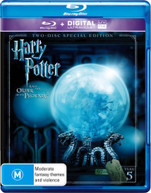 HARRY POTTER: YEAR 5 (SPECIAL LIMITED EDITION) (BLU-RAY/UV) BLURAY