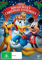 DONALD DUCK'S CHRISTMAS FAVOURITES DVD