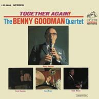 BENNY QUARTET GOODMAN - TOGETHER AGAIN (UK) CD