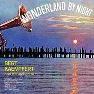 BERT KAEMPFERT - WONDERLAND BY NIGHT (UK) CD