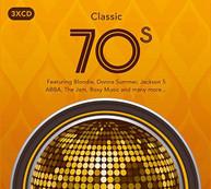 CLASSIC 70'S / VARIOUS (UK) CD