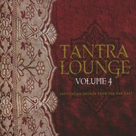 TANTRA LOUNGE 4 / VARIOUS CD