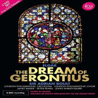 ELGAR /  BAKER / PEARS - ELGAR: DREAM OF GERONTIUS (2PC) DVD