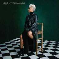 EMELI SANDE - LONG LIVE THE ANGELS (CLEAN) (DLX) CD
