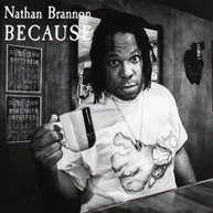 NATHAN BRANNON - BECAUSE CD