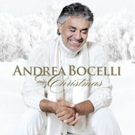 ANDREA BOCELLI - MY CHRISTMAS SUPER DELUXE EDITION VINYL