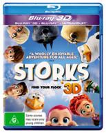 STORKS (3D BLU-RAY/UV) (2016) BLURAY