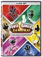 POWER RANGERS SAMURAI: THE COMPLETE SEASON (5PC) DVD