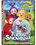 TELETUBBIES: SNOWBALL (WS) DVD