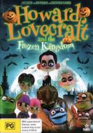 HOWARD LOVECRAFT & THE FROZEN KINGDOM (2016) DVD