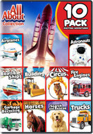 ALL ABOUT COLLECTION 10 -PACK: EXCITING ADVENTURES DVD