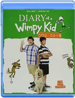DIARY OF A WIMPY KID: DOG DAYS (WS) BLURAY