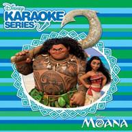 DISNEY KARAOKE SERIES: MOANA / VARIOUS CD