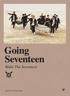 SEVENTEEN - GOING SEVENTEEN [MAKE THE SEVENTEEN VERSION] CD
