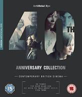 ARTIFICIAL EYE 40TH ANNIVERSARY COLLECTION VOLUME 1 BRITISH FILM (UK) BLU-RAY