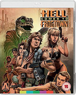 HELL COMES TO FROGTOWN (UK) BLU-RAY