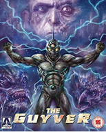 THE GUYVER (UK) BLU-RAY