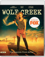 WOLF CREEK - THE COMPLETE FIRST SERIES (UK) BLU-RAY