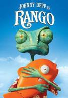 RANGO DVD.