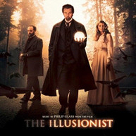 ILLUSIONIST / SOUNDTRACK VINYL
