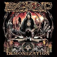 LOCK UP - DEMONIZATION CD