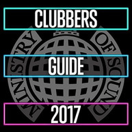 MINISTRY OF SOUND: CLUBBERS GUIDE 2017 / VARIOUS CD