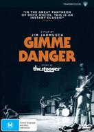 GIMME DANGER (2016) DVD