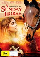 A SUNDAY HORSE (2016) DVD