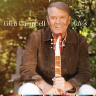 GLEN CAMPBELL - ADIOS (2CD) * CD