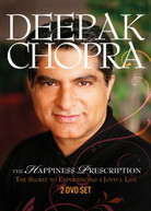 DEEPAK CHOPRA - HAPPINESS PRESCRIPTION DVD