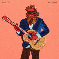 IRON &  WINE - BEAST EPIC VINYL