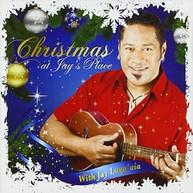 JAY LAGAAIA - CHRISTMAS AT JAY'S PLACE CD
