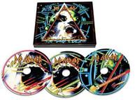 DEF LEPPARD - HYSTERIA (30TH ANNIVERSARY) (3CD) CD