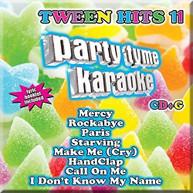 PARTY TYME KARAOKE: TWEEN HITS 11 / VAR CD