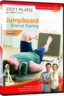 STOTT PILATES: JUMPBOARD INTERVAL TRAINING DVD