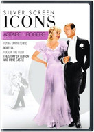 SILVER SCREEN ICONS: ASTAIRE & ROGERS 2 DVD