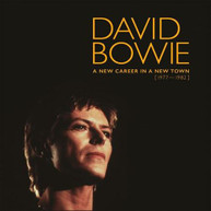 DAVID BOWIE - NEW CAREER IN A NEW TOWN (1977-1982) VINYL