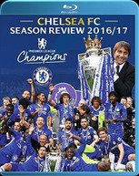 CHELSEA FC SEASON REVIEW 2016 / 2017 BLURAY