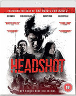 HEADSHOT [UK] BLU-RAY