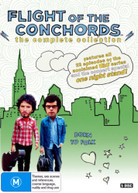 FLIGHT OF THE CONCHORDS: THE COMPLETE COLLECTION (NP) (2007)  [DVD]