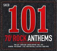 101 70S ROCK ANTHEMS / VARIOUS CD