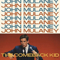 JOHN MULANEY - COMEBACK KID CD