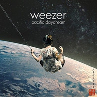 WEEZER - PACIFIC DAYDREAM CD