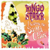 RINGO STARR - I WANNA BE SANTA CLAUS VINYL