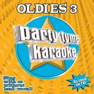 PARTY TYME KARAOKE: CLASSIC ROCK 3 / VARIOUS CD
