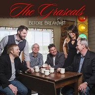 GRASCALS - BEFORE BREAKFAST CD