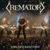 CREMATORY - LIVE INSURRECTION CD