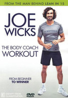 JOE WICKS: THE BODY COACH (2016)  [DVD]